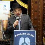 Rabbi Shia Markowitz, CEO, Agudath Israel