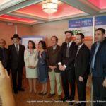 Rafeek Mohammed, Rabbi Chaim Dovid Zwiebel, Caren Moncher, Judy Oppenheim, David Rubel, Yosef Kanofsky, Avrohom Weinstock, and Michael Coppotelli