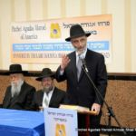 Rabbi Chaim Dovid Zwiebel, Executive Vice President, Agudath Israel of America