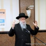 Rabbi Hillel David, Rav D\'khal Yeshiva Shaarei Torah of Flatbush, Speaking to the Mesaymim