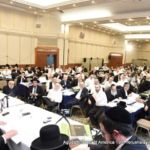 HaRav Boruch Dov Povarsky Giving the Shiur