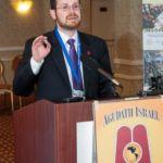 Rabbi A.D. Motzen, Agudah\\\'s National Director for States Relations