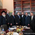 Yaniv Meirov, Yosef Rapaport, Rabbi Yeruchim Silber...