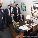Agudah Representatives With Representative Jennifer Gong-Gershowitz