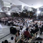 Partial View of the Crowd at the Pirchei Agudas Yisroel National Siyum Mishnayos